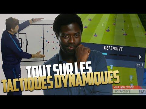 FIFA 19 - TOUT SUR LES TACTIQUES DYNAMIQUES !
