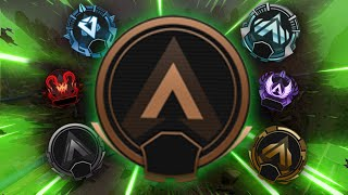 GETTING OUT OF BRONZE | Apex Legends