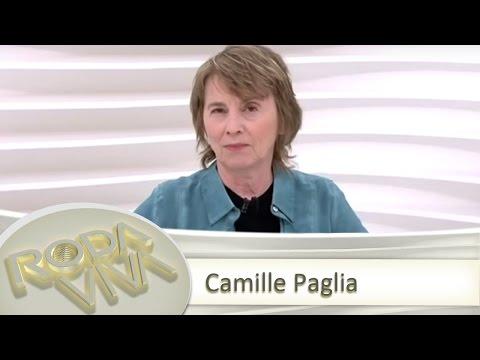 Roda Viva Internacional | Camille Paglia | 22/10/2015