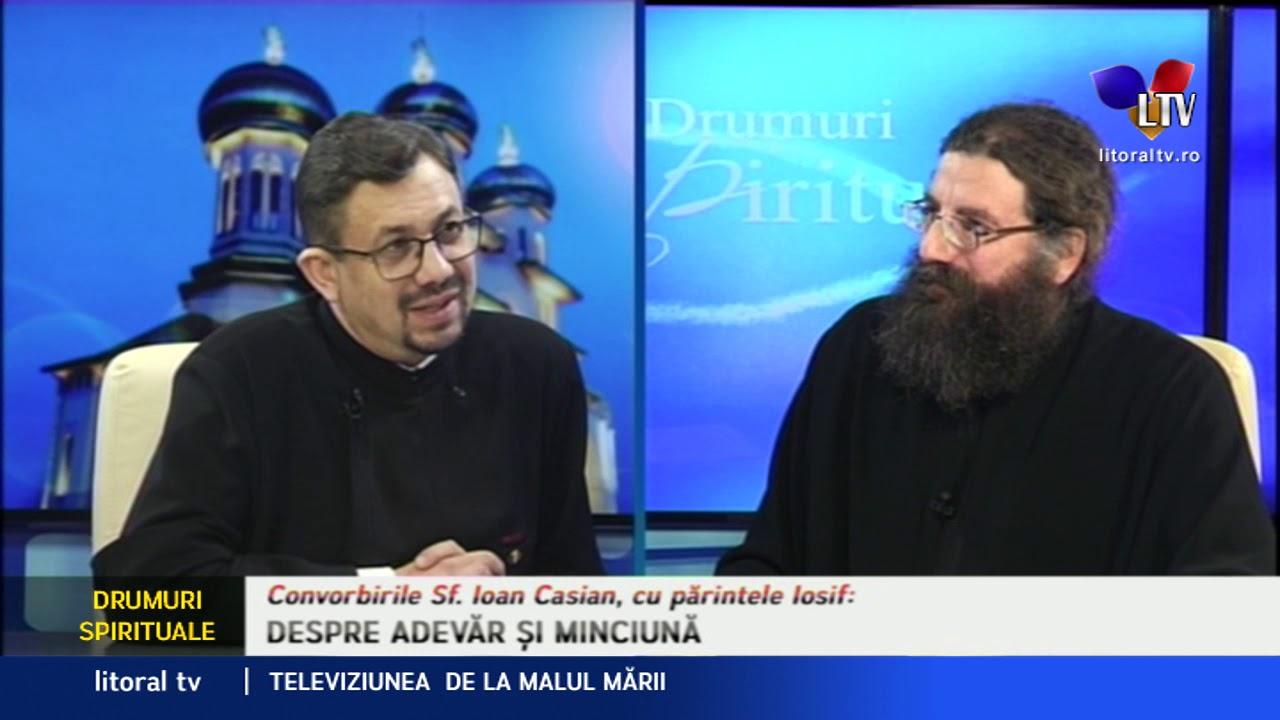 Drumuri spirituale - Despre adevar si minciuna (25.11.2019) - Litoral TV