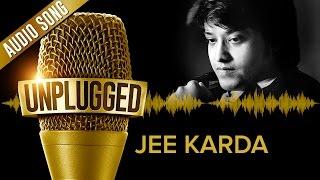 UNPLUGGED Full Audio Song - Jee Karda by Divya Kumar