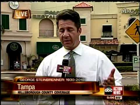 WFTS TV REMEMBERING STEINBRENNER