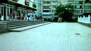 Крым,дорога из Орехово в Саки