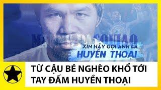 Manny Pacquiao T Cu B Ngho Kh Ti Tay m Huyn Thoi