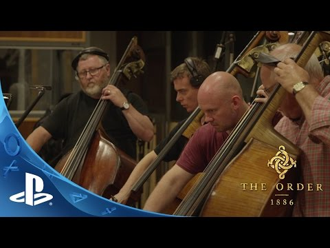 The Order: 1886   Behind the Scenes 4  Music of The Order: 1886  PS4