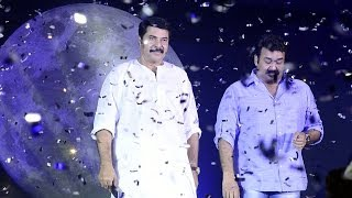 Celluloid Mega Event - Welcoming Mammootty & Mohanlal - dance by Remya Nambeesan
