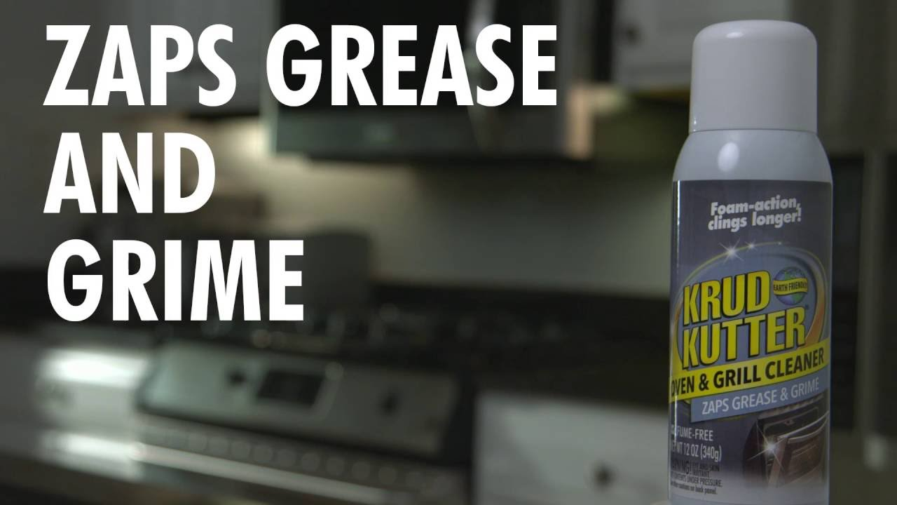 How To Stop Rust >> Clean your Oven or Grill with Ease! Try Krud Kutter Oven & Grill Cleaner Today! - YouTube