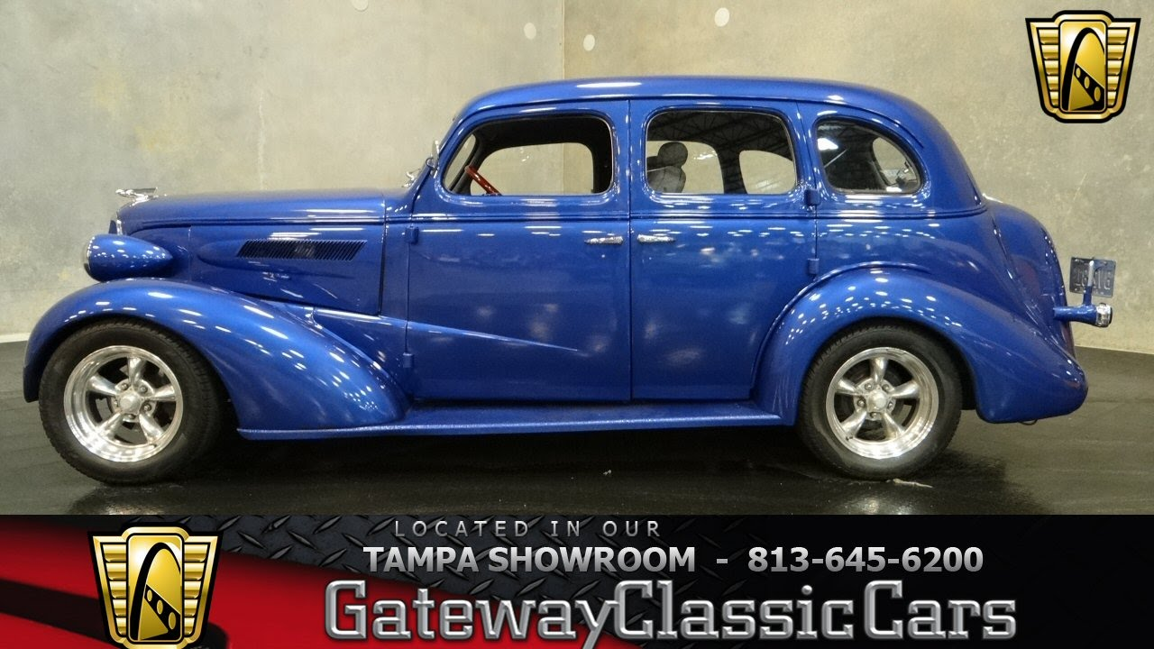 1937 Chevrolet Master Deluxe Youtube