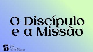 Culto Matutino 25/07/2021 - O Discípulo e o Ministério da Reconciliação