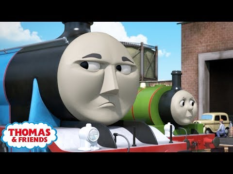 Thomas & Friends | Forever and Ever | Kids Cartoon