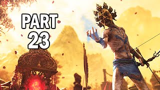 Far Cry 4 Walkthrough Part 23 - Bullet Time Bow (PS4 Gameplay Commentary)