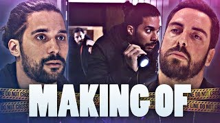 EN TOUTE DISCRETION - LE MAKING - OF