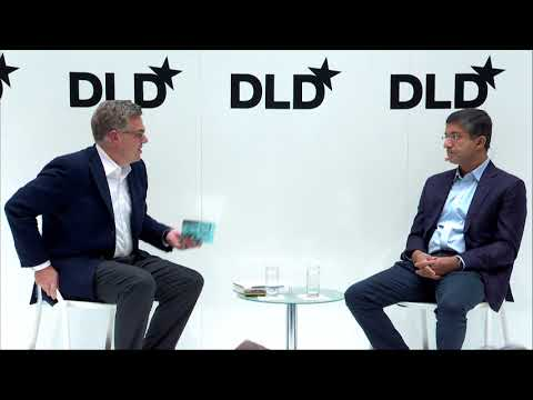 Content Traps - The Future Of Media (Bharat Anand, Harvard Business & Stefan Winners, Burda)| DLD 18