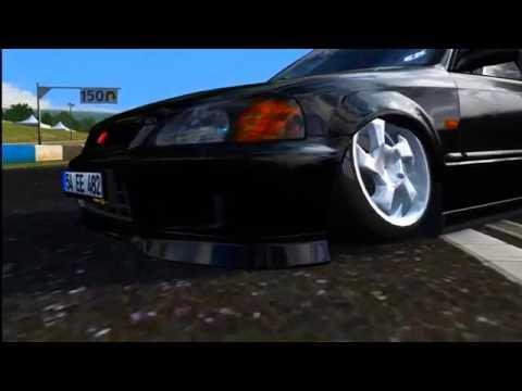 Honda Civic vTec LFS 54 EE 482 Turboran Araç Bedava!!!