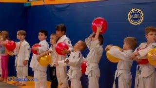 Зеленоград. Игровое детское дзюдо с мячом. 2015kallista.com