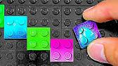 I Made Giant Art Using 100,000 Legos - Lego Pixel Art Challenge