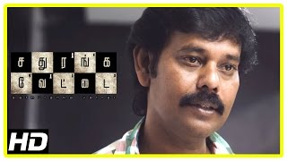 Sathuranga Vettai Scenes | Natraj plans a new trick | Piraisoodan | Valavan
