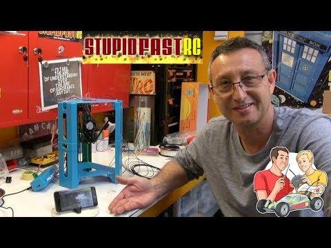 Cheap 3D Printer  Just Because - 101 Hero Pylon Printer