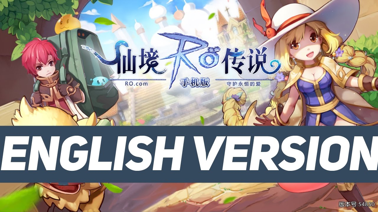 Ragnarok Online Mobile English (MOD) - Guardian of Eternal Love Xindong  Android