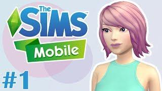 КАК В ЭТО ИГРАТЬ? - The Sims Mobile - #1