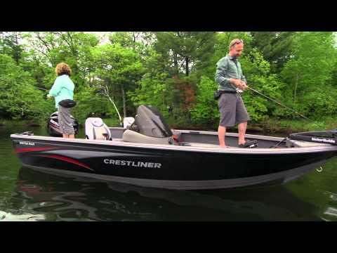 2014 Crestliner Fish Hawk