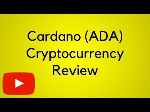 Cardano ( ADA ) – Cryptocurrency review RESEARCH