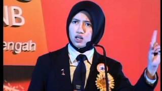Pertandingan Akhir Pidato KPBPNB 2011