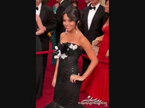 Zac Efron and Vanessa Hudgens at the 81st Academy Awards-(The Oscars)
