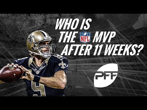 Who is the NFL MVP after 11 Weeks? | PFF