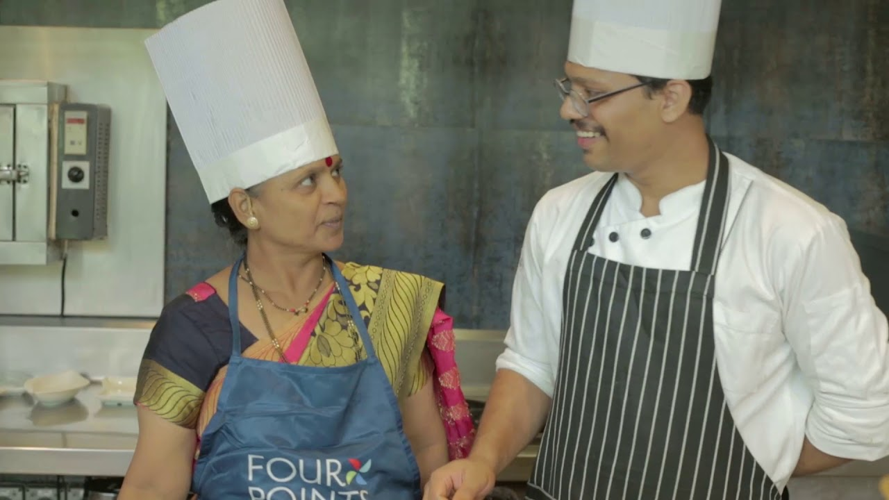 Brinjal and Biryani. 4 Points by Sheraton - 4 Chefs 4 Moms (2/2)