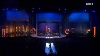 Alexander Rybak - Fairytale - Nobel Peace Prize Concert Oslo 11.12.2009
