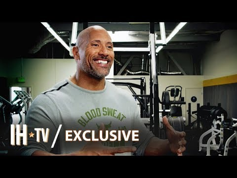 Dwayne Johnson Talks NBC's 'The Titan Games' (Exclusive Interview)