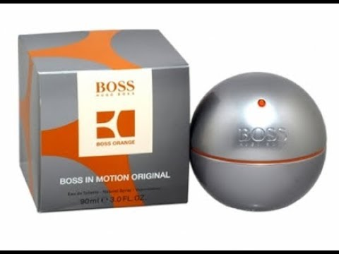 boss in motion original