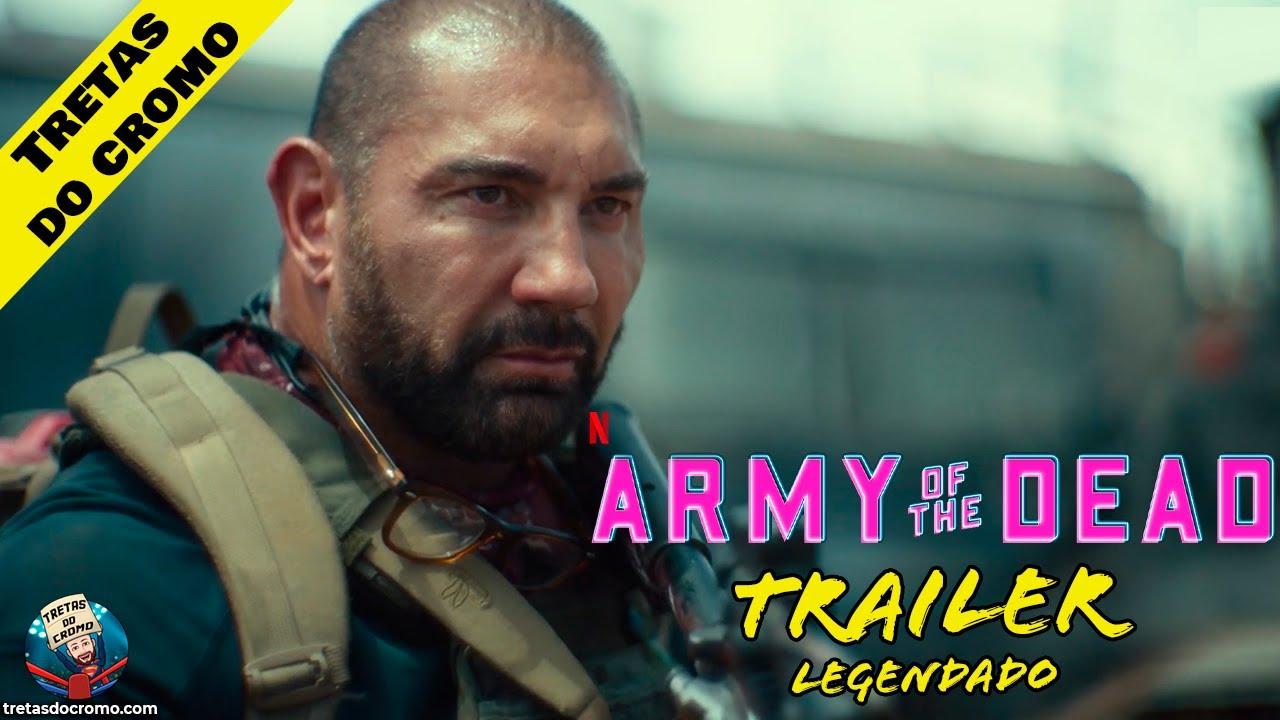 Army of the Dead - de Zack Snyder -ganha trailer