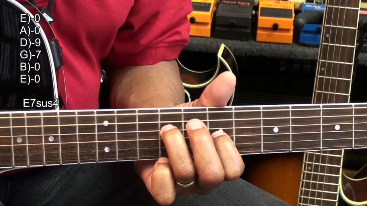 Ramble On Guitar Chords Tutorial Led Zeppelin Standard EASY CHORDS w LESSON  LINK EricBlackmonGuitar