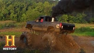 Top Gear: Monster Truck | History