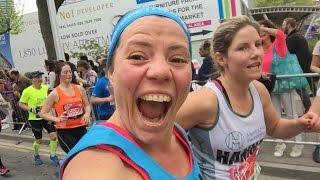 Amalie Runs the London Marathon 2017 for Heads Together