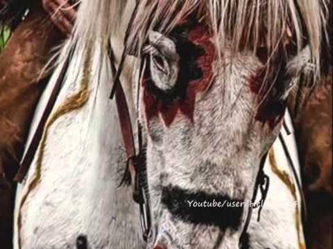 Native American's And The Mighty Horse.wmv