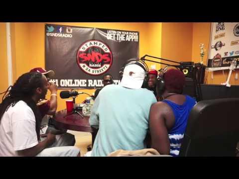 Vatus Big Radio Station Interview | Black Family Vlogs