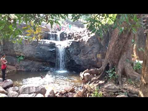 Somnath Devsthan View Near Mul Chandrapur Dist By Satish Karde Murdhoni