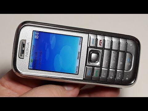 Nokia 6233 Silver.