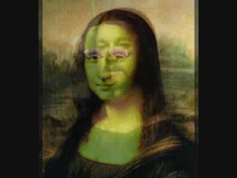The Great Secrets behind Mona Lisa Art - YouTube