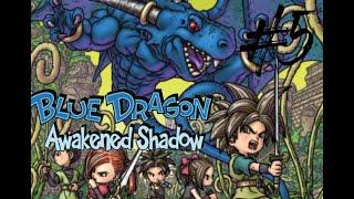 Blue Dragon Awakened Shadow   #5 English
