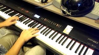 范瑋琪 - 悄悄告訴你 - (電影《被偷走的那五年》主題曲) [鋼琴 Piano - Klafmann]