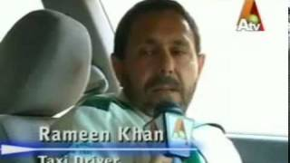 PAKISTANI TAXI DRIVER RETURNS 40000 DOLLARS AND 9.5KG GOLD