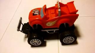 Demo Blaze and the monster machines rc review