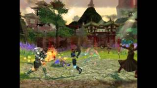 Guild Wars Factions PC 2006 Gameplay