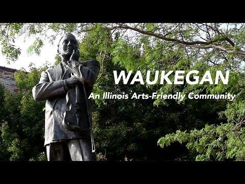 Waukegan: An Illinois Arts-Friendly Community | Short Doc | Gisela Méndez