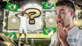 FIFA 21: RANDOM PRIME ICON Squad Builder Battle BALLERT ANDERS! 🇧🇷💰😱