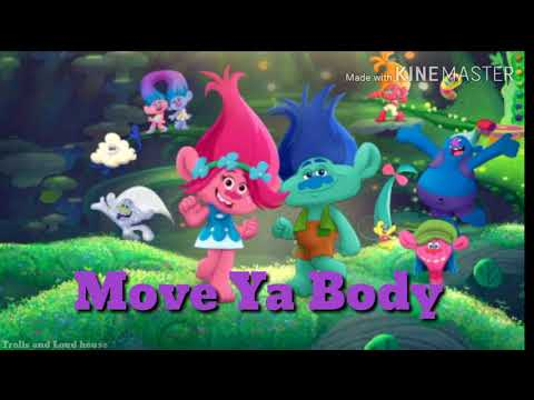 05 Move ya body  Trolls The Beat Goes On Soundtrack